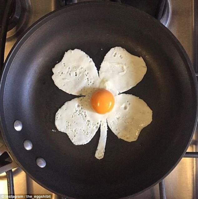 Tròn mắt trước những món ăn từ trứng đẹp xuất sắc của nữ sinh trường Y - 9