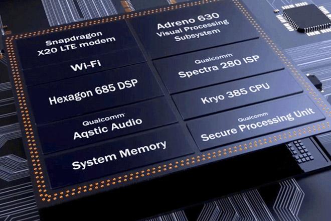 Đọ sức mạnh giữa 2 chip Snapdragon 845 và Exynos 9810 - 1