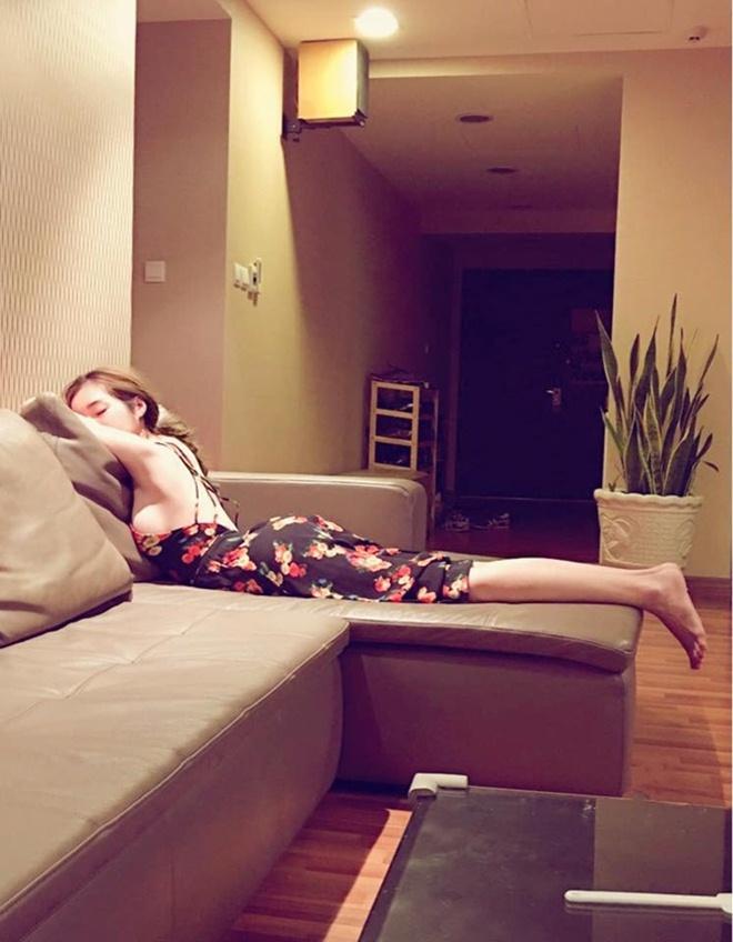 Ngủ quá sexy, Angela Phương Trinh và dàn mỹ nhân được ví như nữ thần - 9