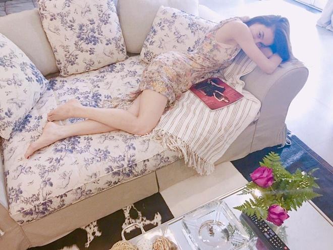 Ngủ quá sexy, Angela Phương Trinh và dàn mỹ nhân được ví như nữ thần - 7