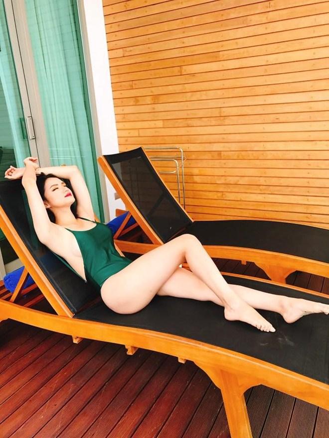 Ngủ quá sexy, Angela Phương Trinh và dàn mỹ nhân được ví như nữ thần - 14