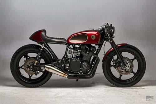 """Eastern Spirit """"tái sinh"""" mô hình Suzuki GS550 nổi tiếng - 1"""