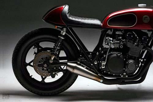 """Eastern Spirit """"tái sinh"""" mô hình Suzuki GS550 nổi tiếng - 7"""