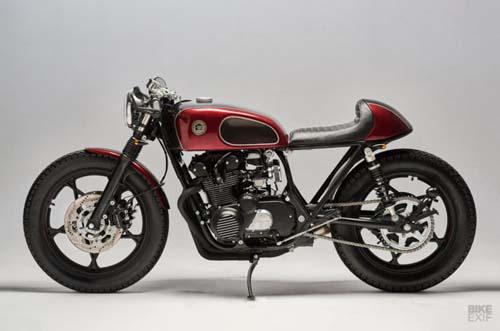 """Eastern Spirit """"tái sinh"""" mô hình Suzuki GS550 nổi tiếng - 5"""
