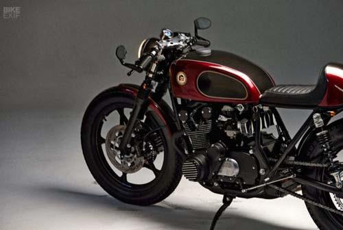 """Eastern Spirit """"tái sinh"""" mô hình Suzuki GS550 nổi tiếng - 2"""