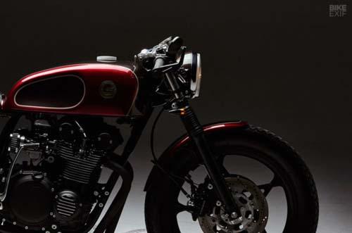 """Eastern Spirit """"tái sinh"""" mô hình Suzuki GS550 nổi tiếng - 8"""