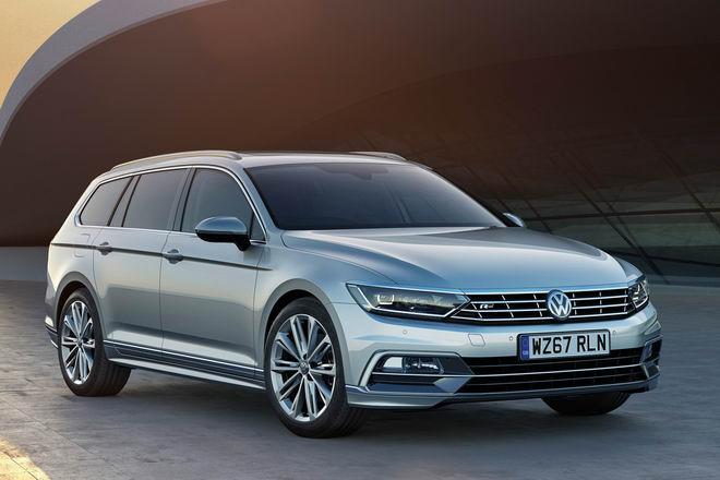 Volkswagen Passat 2018 có giá khởi điểm 700 triệu đồng - 2