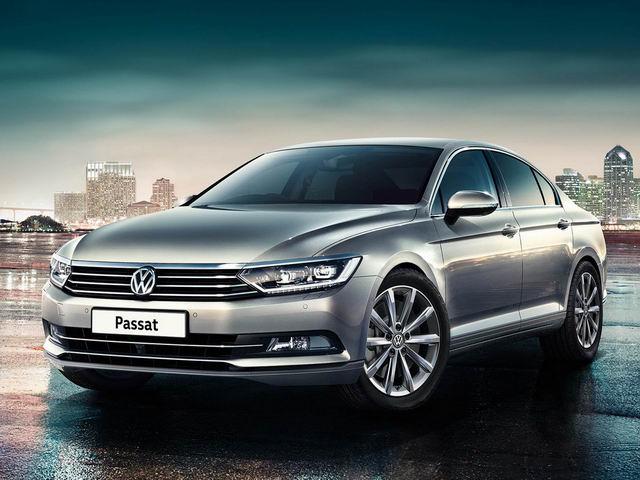 Volkswagen Passat 2018 có giá khởi điểm 700 triệu đồng - 1