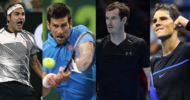 "Australian Open 2018: ""Đám trẻ"" mộng lật đổ Nadal - Federer, lập Big 4 mới - 1"