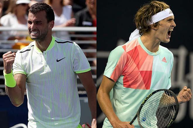 "Australian Open 2018: ""Đám trẻ"" mộng lật đổ Nadal - Federer, lập Big 4 mới - 2"