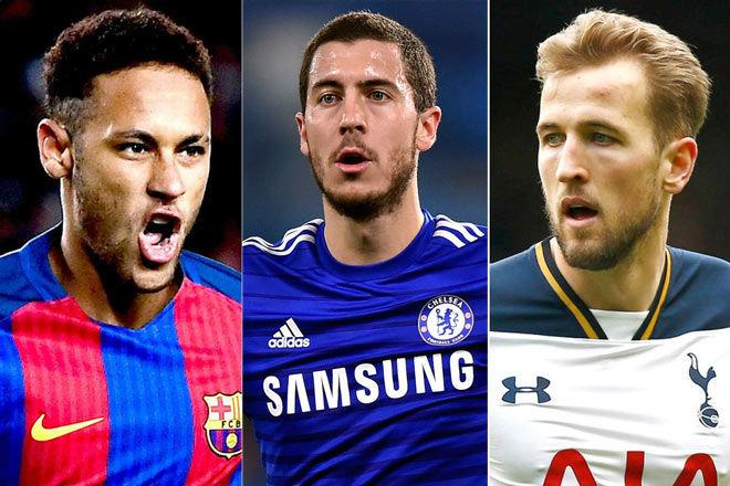 """Barca rung chuyển """"bom tấn"""" Coutinho: Real nóng mắt tậu Neymar- Kane - 3"""