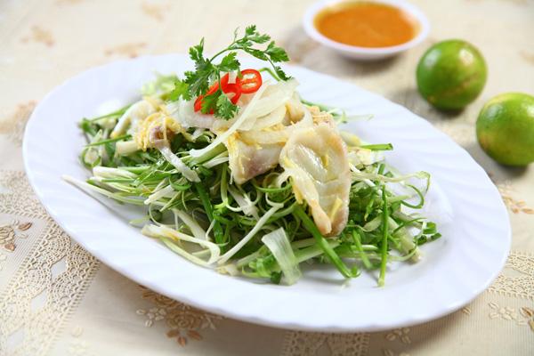 Có một quán Gỏi cá gia truyền 3 đời, chỉ bán 40 dĩa 1 ngày, ăn là nghiền ở Sài Gòn - 2