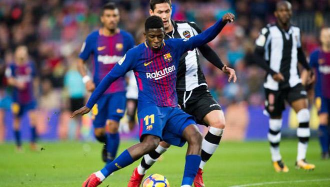 """""""Bom tấn"""" Coutinho đến Barca: Kích hoạt Dembele, tạo bộ tứ siêu đẳng - 1"""