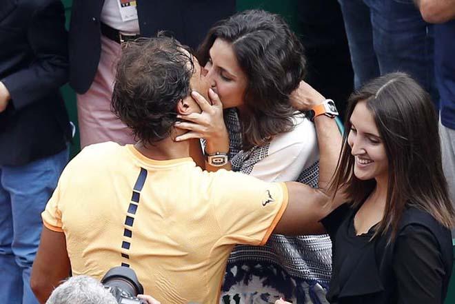 """Australian Open: Federer bí quyết """"của chồng công vợ"""", Nadal - Djokovic kém xa - 2"""