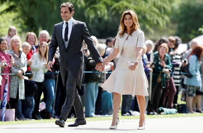 """Australian Open: Federer bí quyết """"của chồng công vợ"""", Nadal - Djokovic kém xa - 1"""