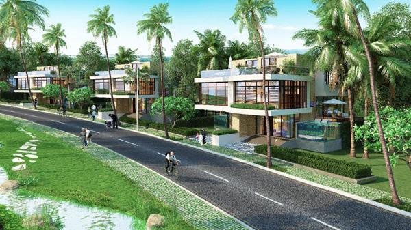 Nhà đầu tư thông minh nhanh tay chọn lựa nhà phố biển Queen Pearl Mũi Né - 1