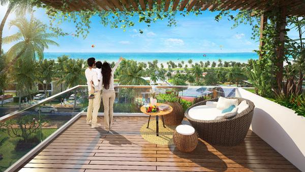 Nhà đầu tư thông minh nhanh tay chọn lựa nhà phố biển Queen Pearl Mũi Né - 2