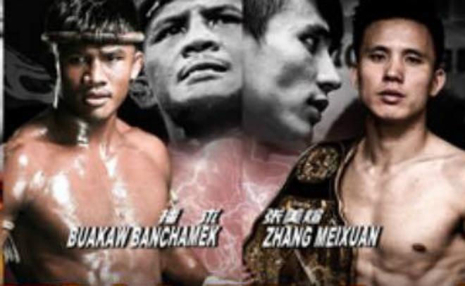 """""""Thánh Muay"""" Buakaw - Cao thủ MMA Trung Quốc: Cuộc chiến rực lửa - 1"""