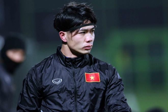 """U23 Việt Nam: Thầy trò HLV Park Hang Seo hóa """"chiến binh Ninja"""" - 11"""