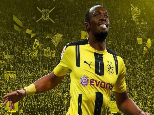 Nóng: U.Bolt đầu quân Dortmund, bàn đạp tới MU