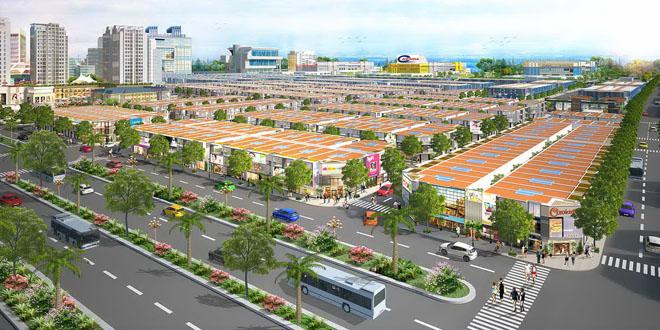 """Đón đầu """"thành phố sân bay"""" với Golden Center City 3 - 3"""