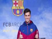 Bóng đá - Coutinho 160 triệu euro ra mắt Barca: Rất thân Suarez, sống gần Messi