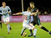 Bóng đá - Celta Vigo - Real Madrid: Kịch chiến nghẹt thở, ôm hận cuối trận