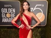 Thời trang - Những bộ cánh đốt mắt của mỹ nhân sexy nhất Quả Cầu Vàng 2018