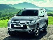 Mitsubishi Pajero Sport 2018 có giá từ 1,1 tỷ đồng