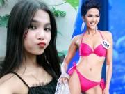 Cô em gái đẹp lạ của tân Hoa hậu Hoàn vũ nóng bỏng