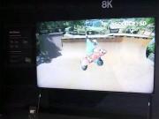 Thời trang Hi-tech - Samsung khoe QLED TV 8K cực lớn hỗ trợ AI