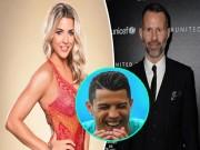 Ryan Giggs khoe bồ mới rực lửa: Ngỡ ngàng tình cũ Ronaldo