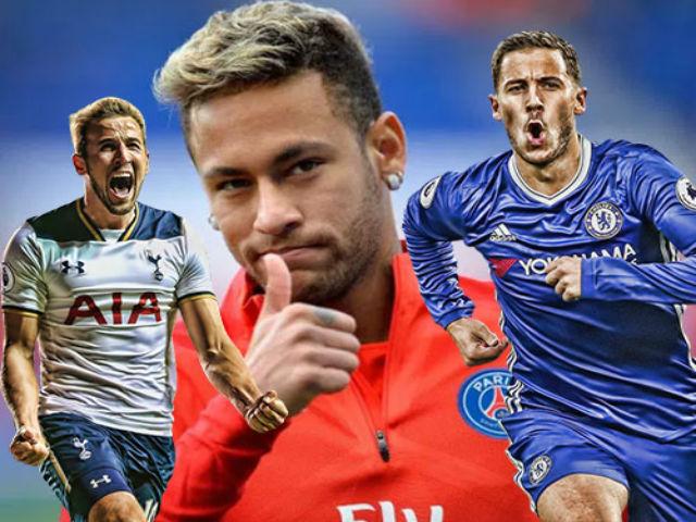 """Barca rung chuyển """"bom tấn"""" Coutinho: Real nóng mắt tậu Neymar- Kane"""