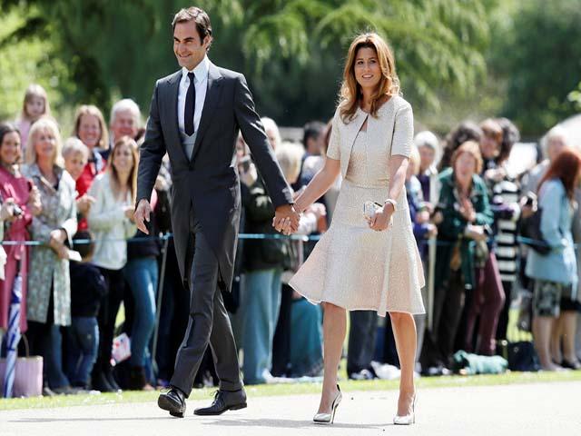 """Australian Open: Federer bí quyết """"của chồng công vợ"""", Nadal - Djokovic kém xa"""