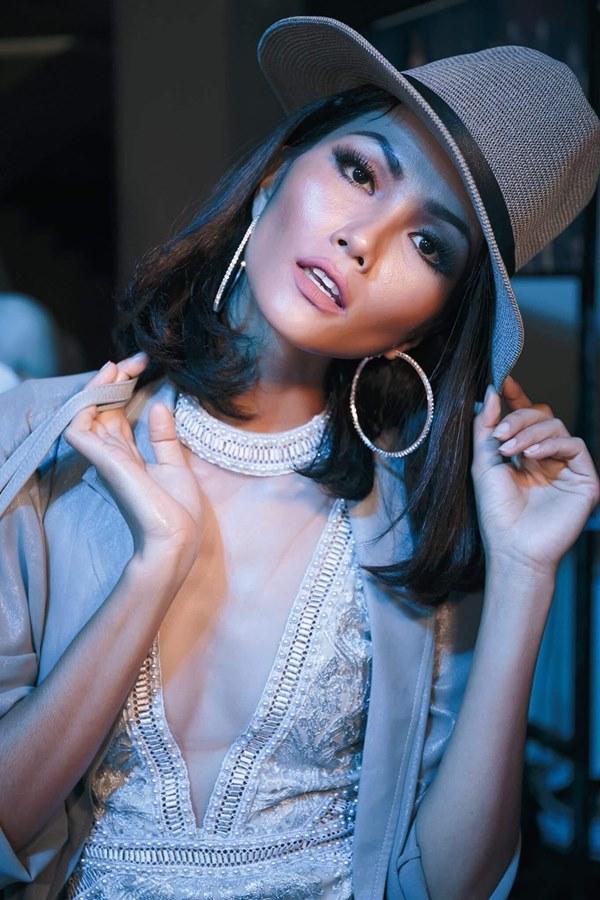 Tân Hoa hậu Hoàn vũ Việt Nam thuở tóc tai trường xinh như búp bê - 3