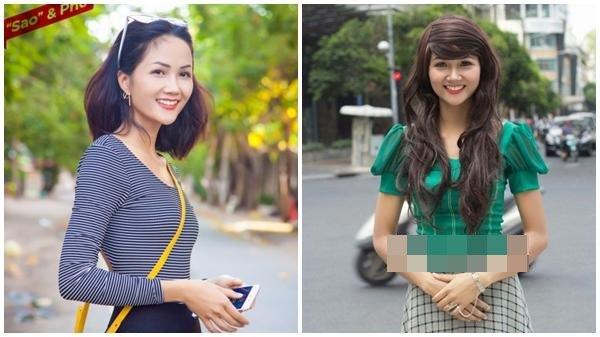 Tân Hoa hậu Hoàn vũ Việt Nam thuở tóc tai trường xinh như búp bê - 1
