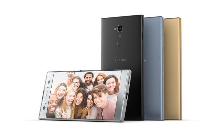 Sony ra mắt Xperia XA2 và XA2 Ultra tầm trung - 1
