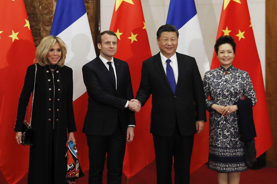 Tổng thống Pháp thăm đội quân đất nung của Tần Thủy Hoàng - 1
