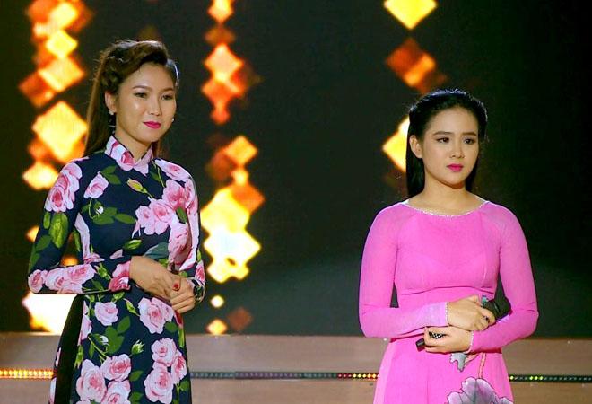 Đông Đào e bị khán giả chặn công vì bao biện tay cặp cùng Phi Nhung - 2