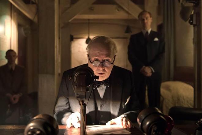 Nam diễn viên thủ vai cựu Thủ tướng Churchill vượt mặt Tom Hanks - 2