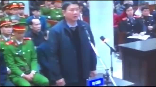 Ông Đinh La Thăng thừa nhận chỉ đạo nóng vội, quá quyết liệt