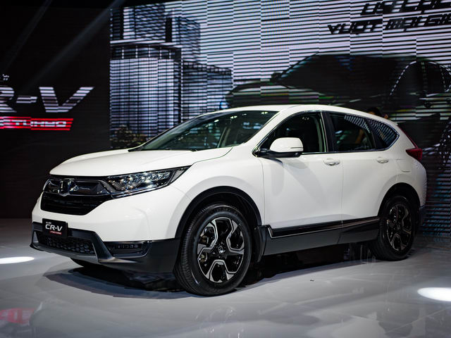 Honda CR-V thế hệ mới có giá từ 1,136 tỷ đồng tại Việt Nam - 1