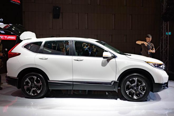 Honda CR-V thế hệ mới có giá từ 1,136 tỷ đồng tại Việt Nam - 2