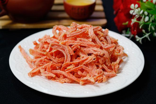 Tuyệt chiêu làm mứt cà rốt không cần nước vôi trong mà vẫn dẻo ngon bất ngờ - 1