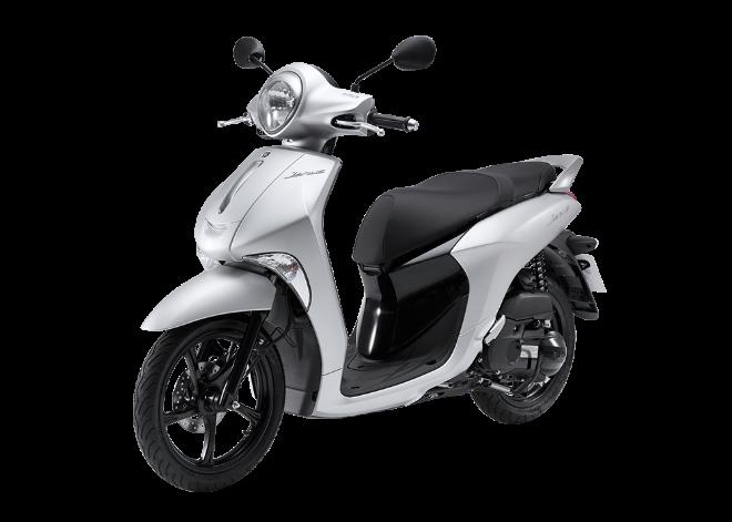 Yamaha Janus ra màu mới, đậm chất nữ tính - 2