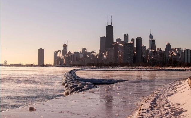Quốc gia lạnh đến mức da người đóng băng trong 30 phút - 1