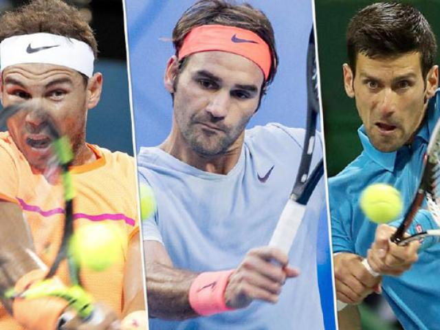 "Australian Open 2018: Djokovic dễ đụng Federer, Nadal ở ""chung kết sớm"""
