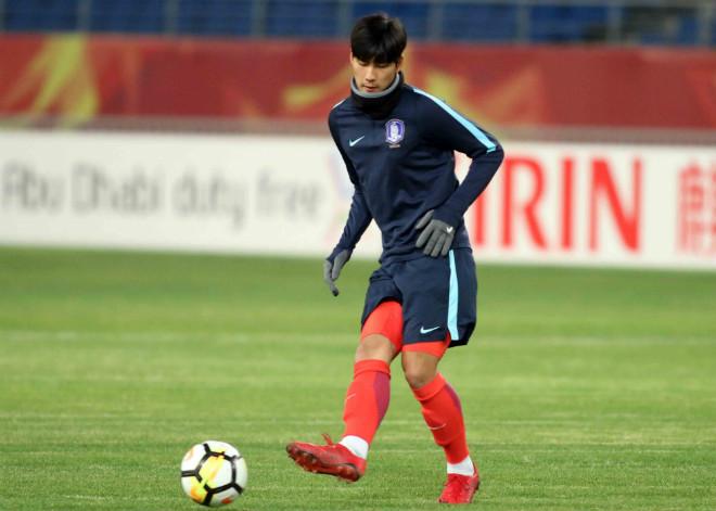 """HLV U23 Hàn Quốc """"căng thẳng"""" trước giờ đấu U23 Việt Nam - 7"""