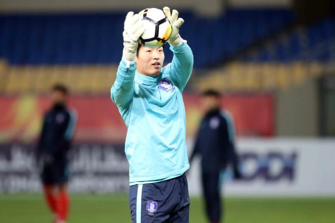 """HLV U23 Hàn Quốc """"căng thẳng"""" trước giờ đấu U23 Việt Nam - 9"""