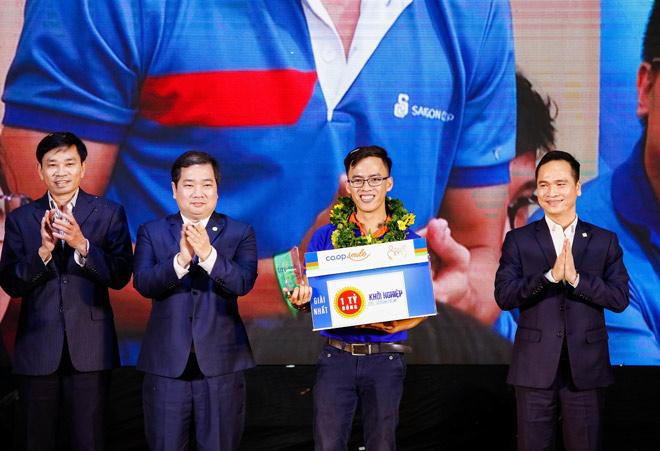 """Nhìn lại hành trình """"1 tỷ khởi nghiệp cùng Saigon Co.op"""" - 1"""